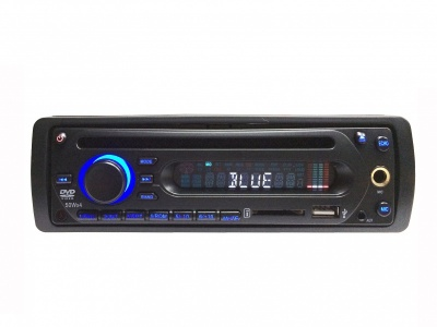 DVD Player 1 DIN